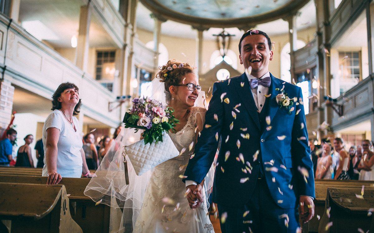 Hochzeit Esther & Julius - Festscheune Thurm