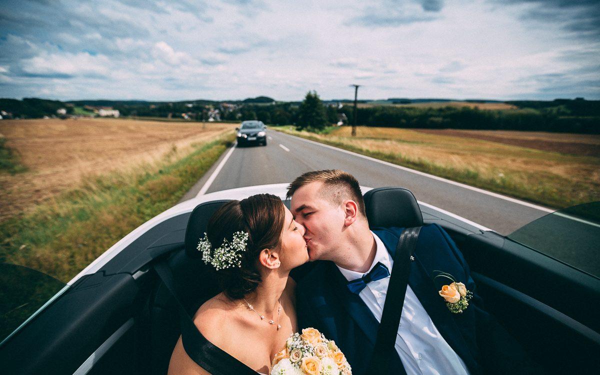 Hochzeit Michelle & Karsten - Thierfeld